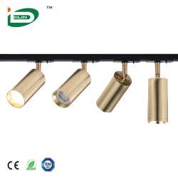 케이싱 2 /3/4 알루미늄 철사를 가진 상업적인 LED 반점 램프 Ra80 옥수수 속 반점 LED 궤도 점화