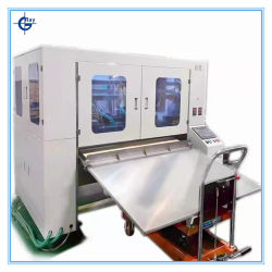 Cortar en caliente de la máquina de corte longitudinal de la CCL material preimpregnado Industrial