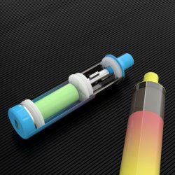 2021 le plus récent 3000 puffs OEM/ODM gros vaporisateur jetable la plupart Populaire aux États-Unis, fruit Flavors Disposable Vape Pen Cigarettes électroniques