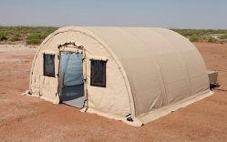 2021 Hot Sale Waterproof Canvas 대형 아치 군대 스타일 높은 품질의 텐트