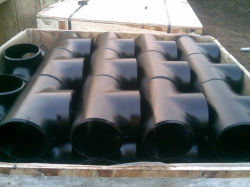 A106b Equal Carbon Steel Tee