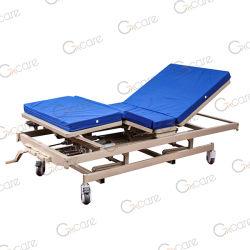 Quatro Seções espuma colchão para cama de hospital