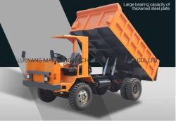 工場価格の4t良い業績4X4鉱山のダンプトラック