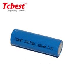 3.2V LiFePO4 Прогресс высокой емкости аккумуляторов Li Ion Nmc Li-ion аккумулятор17500 700Ма Ифр ячейки для текстильной машины