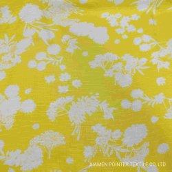 stampa del tessuto di rayon del tessuto 100%Ecovero 30X30 68X68 140GSM 53/54