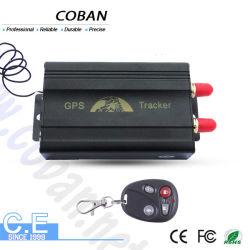 Sistema di allarme per auto GSM Tk103 GPS Tracker Coban con carburante Allarme velocità porta monitor e ACC