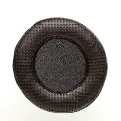 preço de fábrica personalizada de substituição de fones auriculares couro almofada auricular