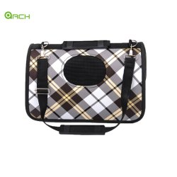 Новая мода для использования вне помещений полиэстер ПЭТ/упаковку Bag с аппаратом ИВЛ для кошек и собак поездки дамской сумочке рюкзак сумки через плечо