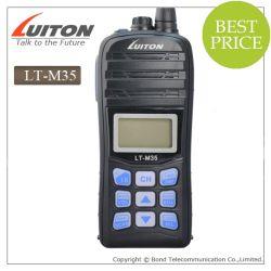 Comercio al por mayor resistente al agua Lt-M35 Wireless transceptor VHF portátil