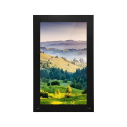 2020 Hete Digitale Signage die van de Stijl 55inch Media Player van de Verkoop Nieuwe LCD de Schermen adverteren