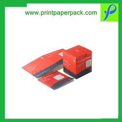 Kundenspezifisch hergestellt hohe Qualität Papier Verpackung für leichte Glühbirne / LED / Schalter Verpackung Geschenkbox