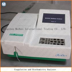 El analizador de Bioquímica laboratorio multifunción y la coagulación de la máquina