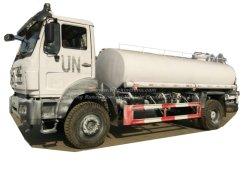 Veículo Beiben 1629 Água Bowser Offroad 4X4 Militar -4X2 bom para a seca dos transportes rodoviários de Água Potável de plástico com revestimento interior do tanque de aço