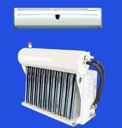 Híbrido de Split aire acondicionado solar térmico con 9000-36000BTU