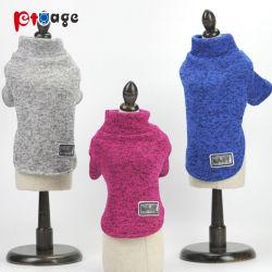 Pet Abrigo de invierno ropa Accesorios Camiseta Ropa de perro caliente
