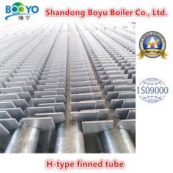 Tipo a spirale tubo di Tube/H di aletta/tubo alettato per l'economizzatore/Secondario-Economizzatore/preriscaldatore aria/della caldaia