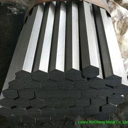 1020 C20 1045 S45c Barra redonda de acero laminado en frío de acero plano de carbono