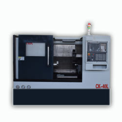 Высокоточный Токарный обрабатывающий центр с ЧПУ окраску кровать токарный станок с ЧПУ