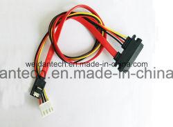 Unidad de disco duro SATA de poder sincronizar el cable de datos