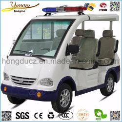 elektrisches Automobil der Sitz4.2kw 4 vergleichen gute Qualitätsauto für Polizei