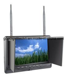 """32 CH 7 """"مستقبل جهاز إرسال AV لاسلكي 5.8 جيجاهرتز، عمق 18 مم"""