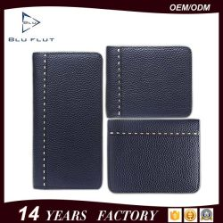 Portemonnee Levering Handsmade Genuine Leather Card Holder Herencollectie Portefeuille