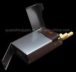 علبة حامل السجائر المعدنية شعار OEM للعرض الترويجي