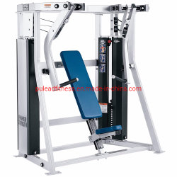 ボディービルの体操装置の版は練習の低下の箱の出版物機械をロードした