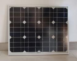 Zonnepaneel 72cell 80W van het Systeem van het Huis van het Net van de Lage Kosten van de fabriek het Directe Mono