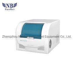 Système de détection de la PCR quantitative en temps réel 2 canaux avec la CE