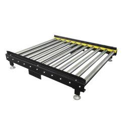 Под действием электропривода / ведомый гибкие роликовый конвейер для системы конвейера/транспортировка зерна