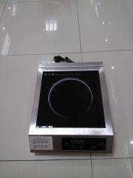 Acciaio inossidabile di approvazione 120V 110V del Ce di ETL costruito in fornello di induzione elettrica 1800With3500W