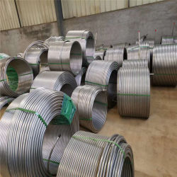 """1/4の"""" *0.035 """" ASTM A213 Tp316Lの継ぎ目が無いステンレス鋼の管のコイル"""