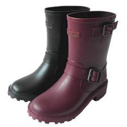 Laarzen de van uitstekende kwaliteit van de Regen van pvc voor Kinderen