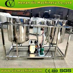 最も新しいデザインステンレス鋼の原油の精製所機械