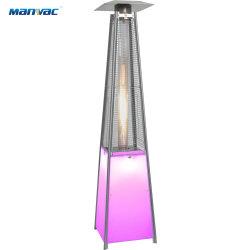 Vorübergehende bunte Flamme-Patio-Heizung des Aussehen-LED helle