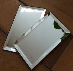 5mm 6mm Sicherheits-Silber-Spiegel mit Sicherheits-Folien-Schutzträger für Garderobe