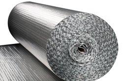 Ignifuge Bulle d'aluminium laminé pour la construction d'isolation thermique