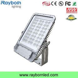 محطة LED مظلة الغاز الخفيفة ملعب كرة القدم الاستاد الخارجى 120 واط مصابيح LED عالية الإضاءة مقاومة للتآكل بقدرة 150 واط