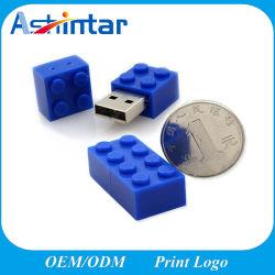 Stok USB van de Aandrijving van de Flits USB van de Gift van de bevordering de Mini Plastic