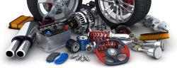 Vollständige Teile Ganze Tucks Zubehör Alle Bereich Montage Auto Teile Artikel für FAW Trucks Serie