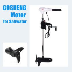 Chinesischer elektrischer mit der Schleppangel fischener Motor des Fabrik-Zubehör-Fachmann-44lbs mit Korrosions-Schutz