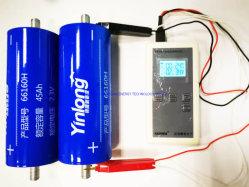 Cilíndrica original Yinlong uso de autobuses eléctricos 2,3V 45ah 10c Lto66160h Batería de Titanato de litio batería recargable LTO para coche de almacenamiento solar Audio