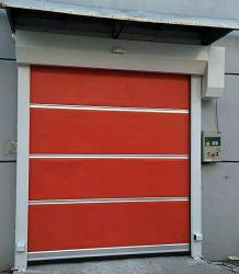 Rotación de alta velocidad de obturación Industrial puerta