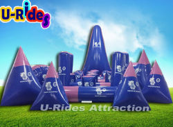 L'air Paintball Paintball Bunke Bunker marqueur Paintball gonflables