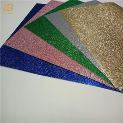 Glitter reflectante para imprimir papel adhesivo de transferencia de calor para la ropa