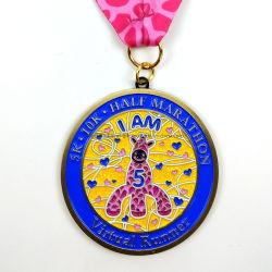 Medaglia del segno del distintivo del ricordo del mestiere del metallo di alta qualità di certificazione