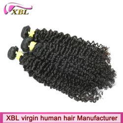 Cheveux humains de la cuticule intacte de la colle dans les Extensions de cheveux