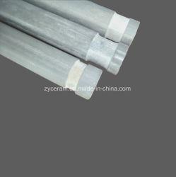 Si4N4 Bond Sic isolateur en céramique de thermocouple Tube pour l'aluminium en fusion