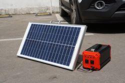 270wh屋外のための多機能の太陽エネルギーの発電機300Wの携帯用充電器